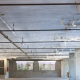Closed Cell Spray Foam Insulation Parking Garage
