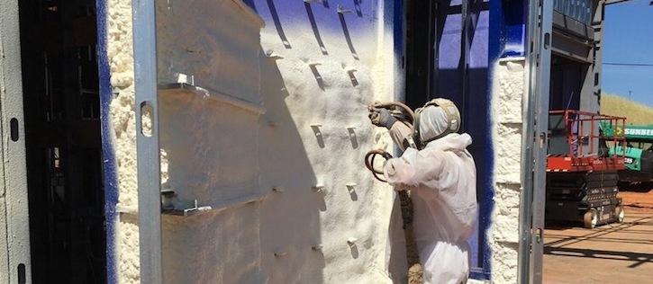 Rigid Foam Board vs Closed Cell Spray Foam Texas Insulation