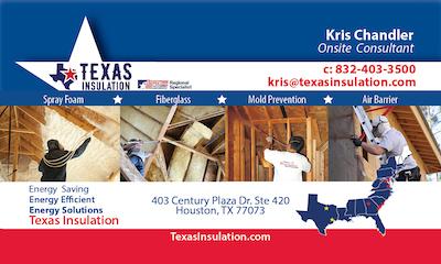 Texas Insulation Kris Chandler